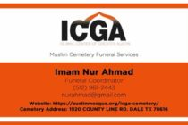 Muslim Cemetery Funeral Services
