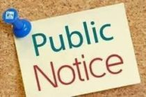 Public Notice: Janazah washing, Prayer and Burial: Download and Read