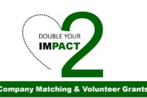 Double your Donation- Corporate Matching
